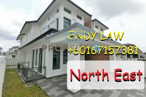 For Sale Semi-Detached at Northpoint, Mid Valley City Freehold Unfurnished 5R/5B 880k