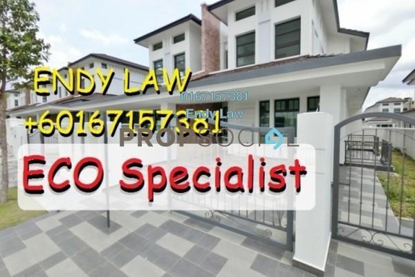 For Sale Semi-Detached at EcoSky, Jalan Ipoh Freehold Unfurnished 5R/5B 880k