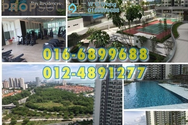 For Sale Condominium at Penang World City, Batu Uban Freehold Semi Furnished 3R/2B 750k
