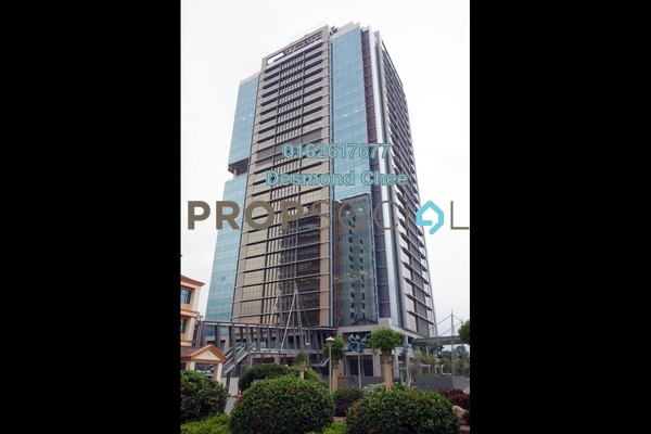 For Rent Office at The Pinnacle, Bandar Sunway Freehold Fully Furnished 0R/0B 1.95k
