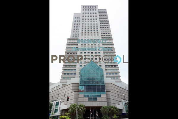 For Rent Office at Johor Bahru City Square, Johor Bahru Freehold Fully Furnished 0R/0B 2.7k