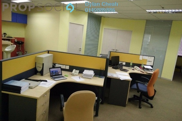 For Rent Office at IOI Business Park, Bandar Puchong Jaya Leasehold Fully Furnished 7R/0B 4.6k