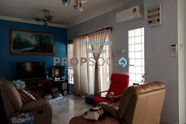 For Sale Terrace at Putra Bahagia, Putra Heights Freehold Semi Furnished 4R/3B 750k