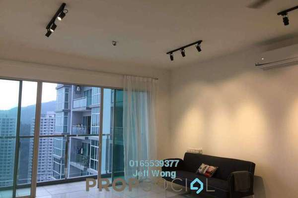 For Sale Condominium at The Latitude, Tanjung Tokong Freehold Semi Furnished 3R/3B 860k