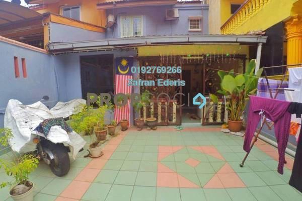 For Sale Terrace at Taman Bukit Permai, Cheras Freehold Semi Furnished 4R/3B 620k
