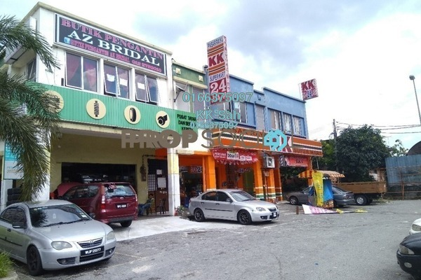 For Sale Shop at PJS 2, PJ South Freehold Semi Furnished 0R/4B 1.5m