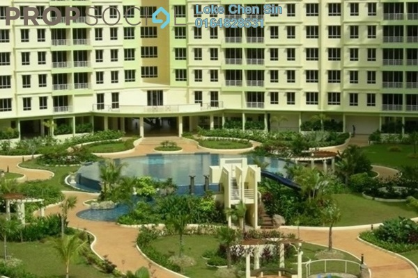 For Rent Condominium at Putra Place, Bayan Indah Freehold Fully Furnished 3R/2B 1.8k
