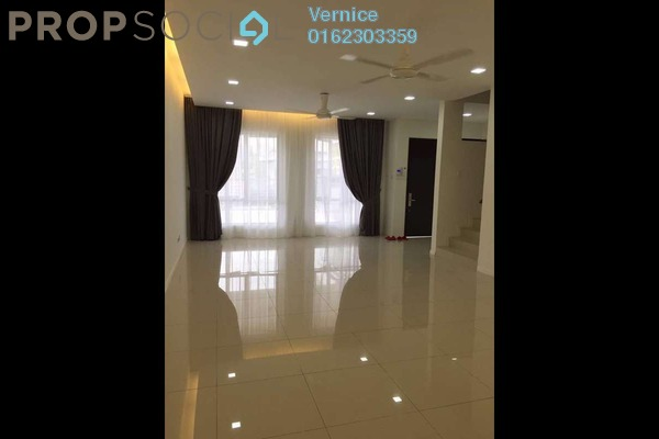 For Sale Terrace at Tropicana Heights, Kajang Freehold Unfurnished 5R/4B 900k