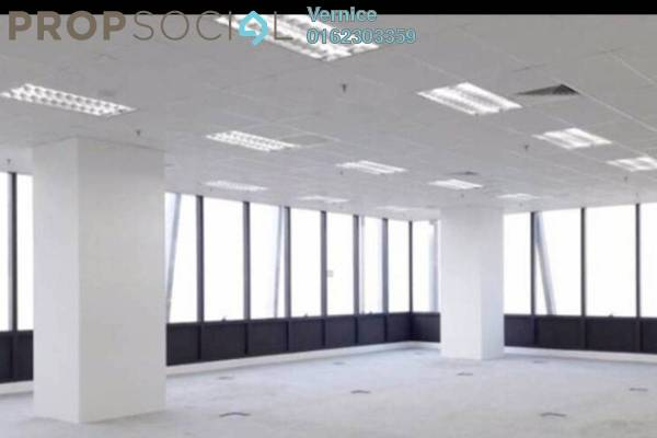 For Rent Office at KL Gateway, Bangsar South Freehold Semi Furnished 0R/0B 6k
