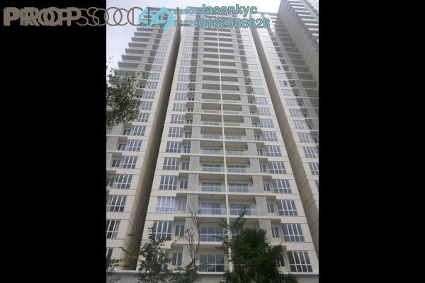 For Sale Condominium at Setapak Green, Setapak Freehold Semi Furnished 4R/3B 700k