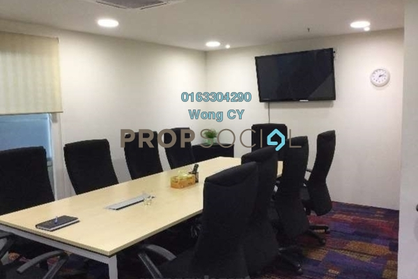 For Rent Office at One Mont Kiara, Mont Kiara Freehold Fully Furnished 1R/1B 1.5k