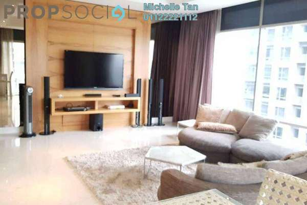 For Rent Serviced Residence at Pavilion Residences, Bukit Bintang Freehold Fully Furnished 3R/5B 11k