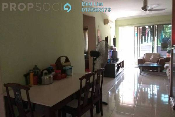 For Rent Condominium at Koi Tropika, Puchong Freehold Fully Furnished 3R/2B 1.3k