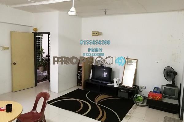 For Sale Apartment at Sri Baiduri Apartment, Ukay Freehold Unfurnished 4R/2B 270k