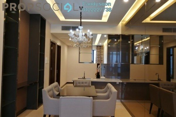 For Rent Serviced Residence at Dorsett Residences, Bukit Bintang Freehold Fully Furnished 2R/2B 5.5k