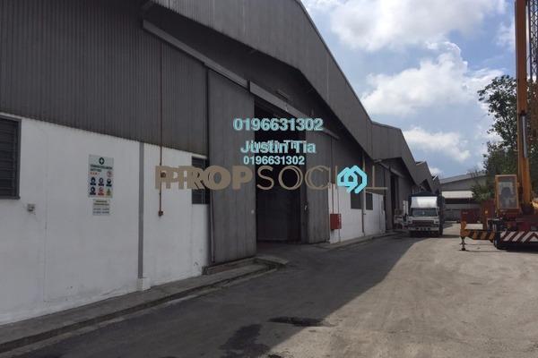 For Rent Factory at North Port, Port Klang Freehold Semi Furnished 0R/0B 51.2k