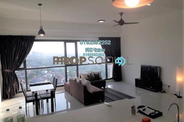 For Rent Condominium at Tropicana Gardens, Kota Damansara Freehold Fully Furnished 3R/3B 4.5k