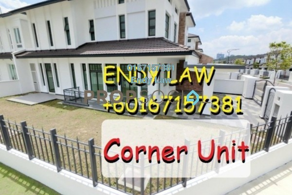 For Sale Semi-Detached at The Corner @ Alam Damai, Alam Damai Freehold Unfurnished 5R/5B 1.3m