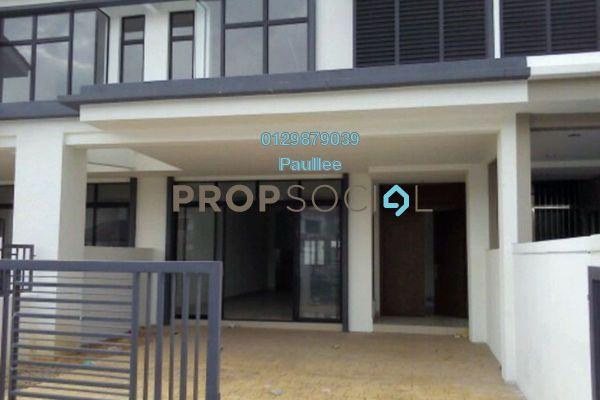 For Rent Terrace at Puteri 6, Bandar Puteri Puchong Freehold Semi Furnished 4R/3B 2.3k