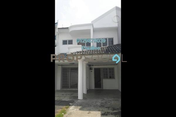 For Rent Terrace at Jalan Merak, Bandar Puchong Jaya Freehold Semi Furnished 4R/3B 1.3k