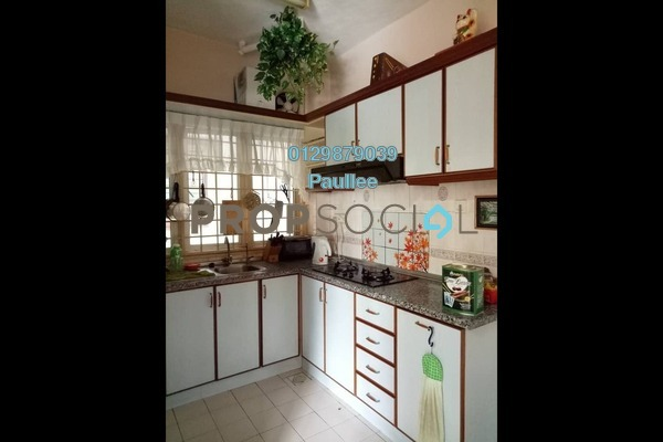 For Sale Apartment at Goodyear Court 10, UEP Subang Jaya Freehold Semi Furnished 3R/2B 338k