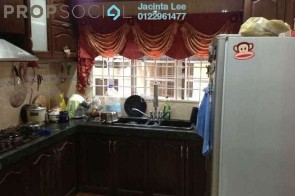 For Sale Terrace at Section 30, Shah Alam Freehold Semi Furnished 4R/3B 470k