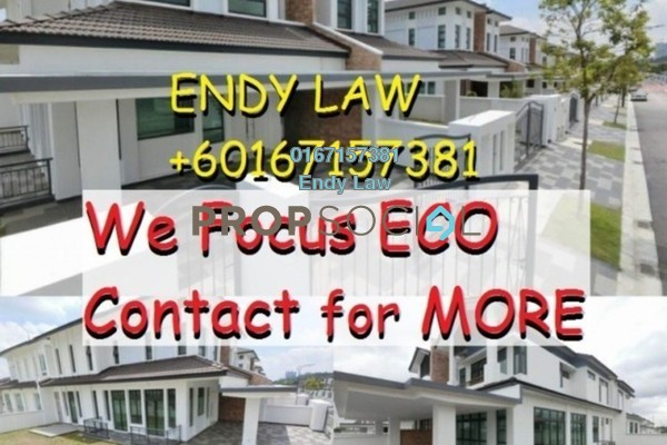 For Sale Semi-Detached at EcoSky, Jalan Ipoh Freehold Unfurnished 5R/5B 870k