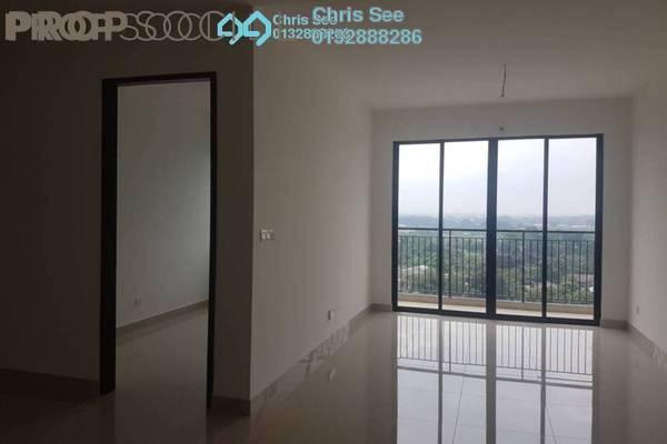 For Rent Condominium at Ken Rimba, Shah Alam Freehold Unfurnished 3R/2B 1.25k