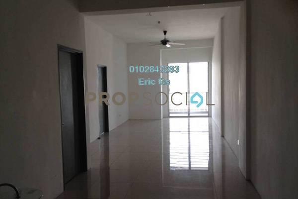 For Sale Apartment at Mahkota Residence, Bandar Mahkota Cheras Freehold Unfurnished 3R/2B 420k