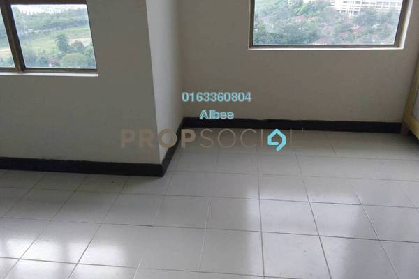 For Rent Condominium at Ritze Perdana 1, Damansara Perdana Freehold Semi Furnished 0R/1B 900translationmissing:en.pricing.unit
