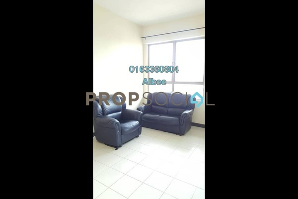 For Rent Condominium at Ritze Perdana 1, Damansara Perdana Freehold Fully Furnished 1R/1B 1.5k