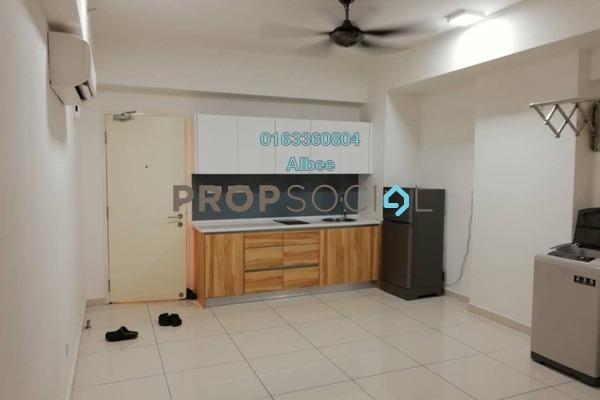 For Rent Condominium at Avenue D'Vogue, Petaling Jaya Freehold Semi Furnished 2R/1B 1.5k