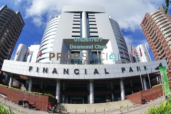 For Rent Office at Financial Park Labuan, Labuan Freehold Fully Furnished 0R/0B 2.2k