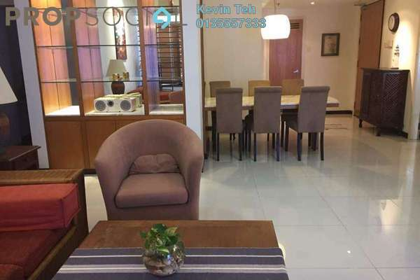 For Rent Condominium at i-Zen Kiara II, Mont Kiara Freehold Fully Furnished 3R/3B 5.5k