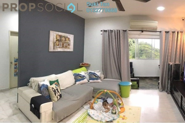 For Sale Condominium at Seri Puri, Kepong Freehold Semi Furnished 3R/2B 430.0千