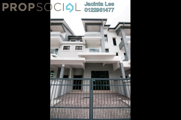 For Sale Terrace at The Peak, Cheras South Freehold Semi Furnished 6R/5B 972k