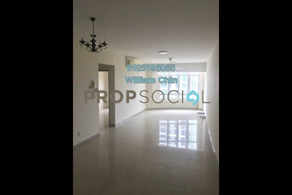For Rent Condominium at Putra Majestik, Sentul Freehold Semi Furnished 3R/2B 1.4k