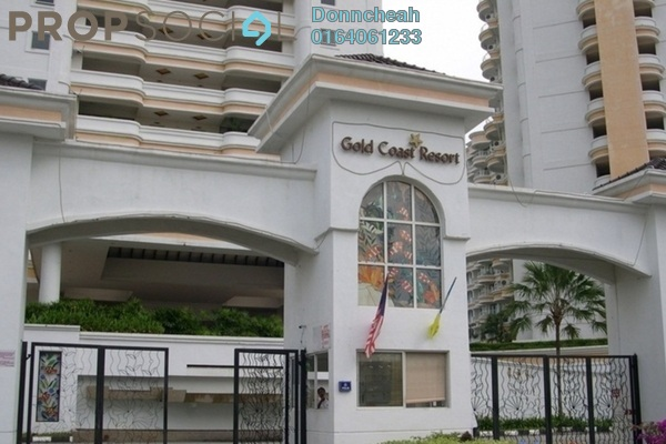 For Sale Condominium at Gold Coast, Bayan Indah Freehold Fully Furnished 3R/2B 620k