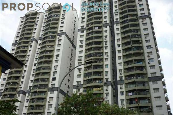 For Sale Duplex at Pandan Villa, Pandan Indah Freehold Unfurnished 4R/4B 500k