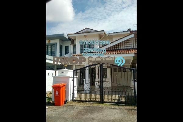 For Rent Terrace at Section 9, Kota Damansara Freehold Semi Furnished 4R/3B 2.35k