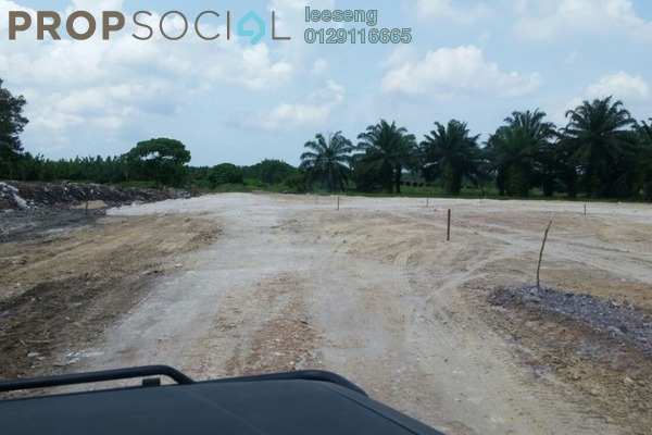 For Sale Land at Jenjarom, Selangor Freehold Unfurnished 0R/0B 4.1m