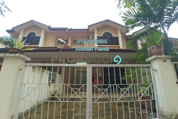 For Sale Terrace at Bukit Prima Pelangi, Segambut Freehold Unfurnished 4R/3B 1.2m