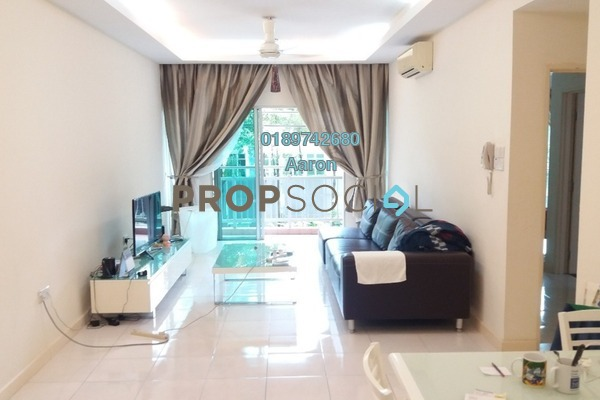 For Sale Condominium at Metropolitan Square, Damansara Perdana Freehold Fully Furnished 3R/2B 700k