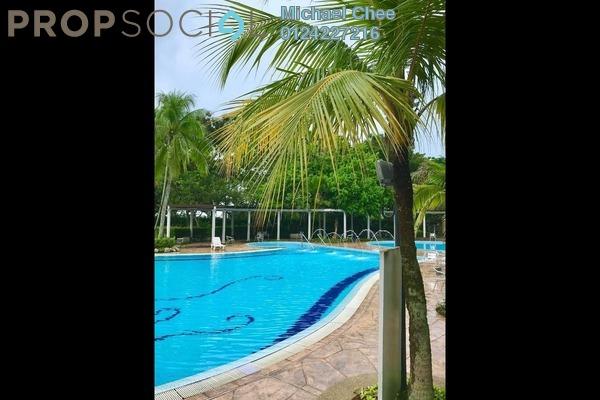 For Rent Condominium at Marina Bay, Tanjung Tokong Freehold Fully Furnished 3R/2B 1.85k