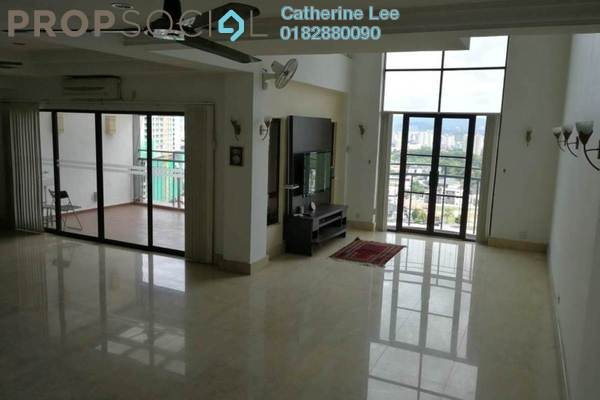 For Sale Condominium at Hartamas Regency 2, Dutamas Freehold Semi Furnished 5R/5B 1.6m