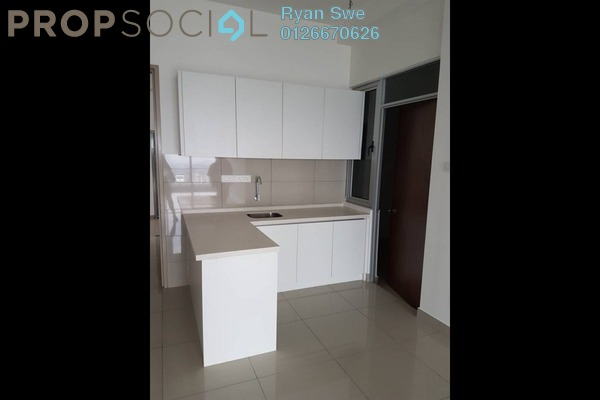 For Sale Condominium at Villa Crystal, Segambut Freehold Semi Furnished 3R/3B 630k