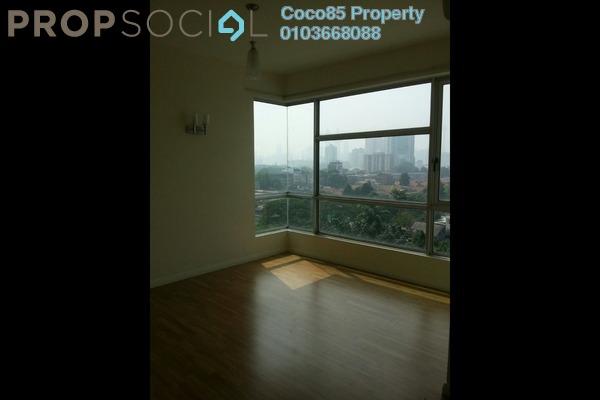 For Sale Condominium at The Saffron, Sentul Freehold Semi Furnished 3R/2B 650k