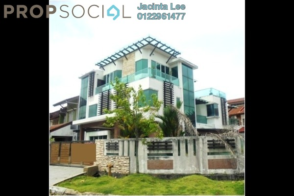 For Sale Terrace at Taipan, Bandar Bukit Raja Freehold Semi Furnished 7R/5B 1.3m