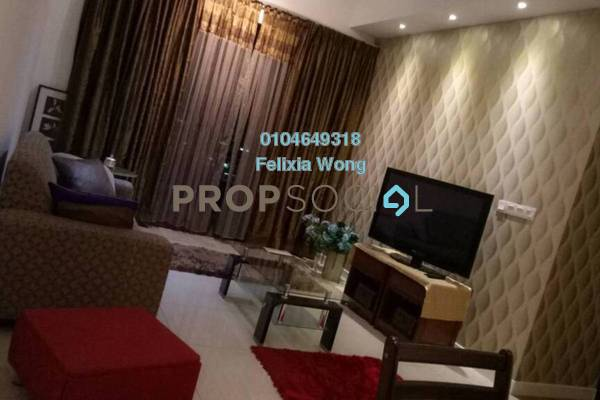 For Rent Condominium at The Elements, Ampang Hilir Freehold Fully Furnished 2R/1B 2.6k