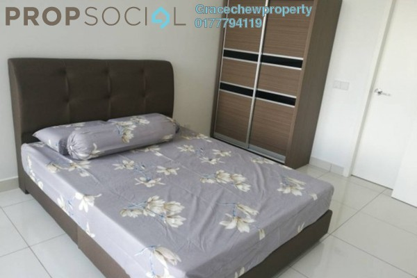 For Rent Serviced Residence at EcoSky, Jalan Ipoh Freehold Fully Furnished 2R/1B 1.6k